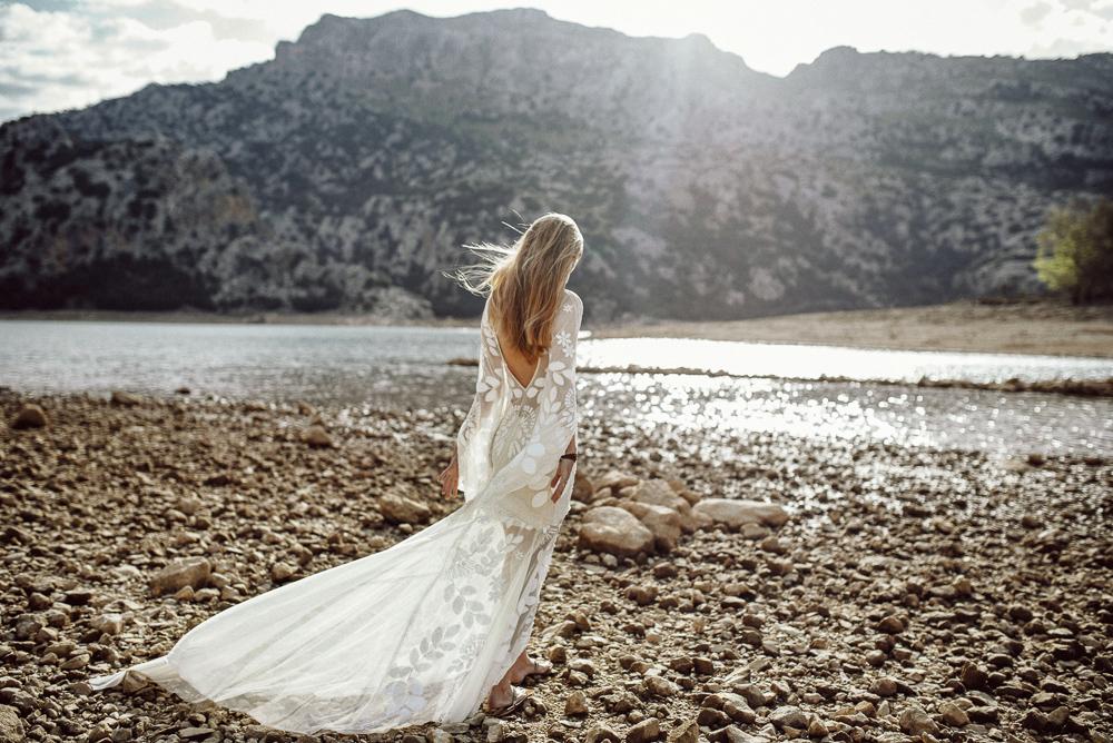 Bridal Shooting Mallorca Wedding