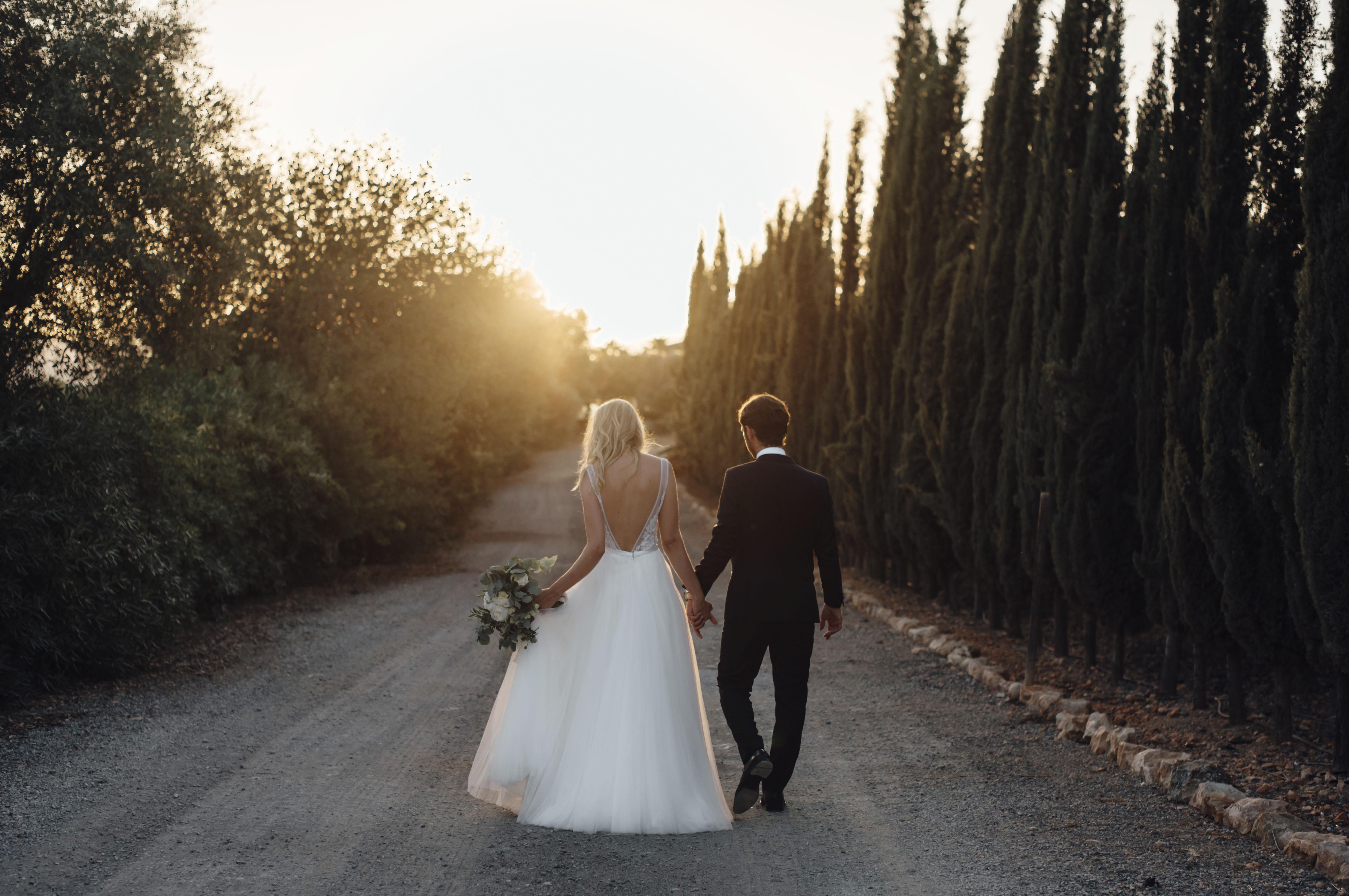 Boho Glam Wedding Finca Son Mir Mallorca