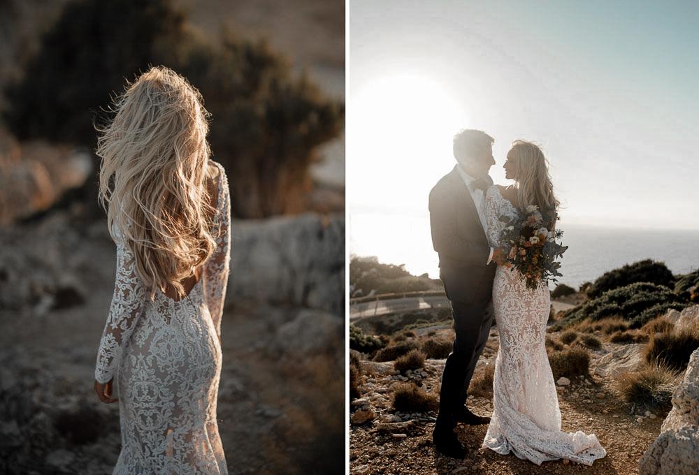 After Wedding Shooting Cap de Formentor